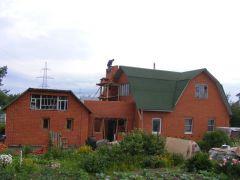 Крыльцо, предбанник, сени, крытый двор....