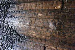 стены после пожара
