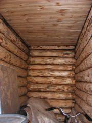 потолок тех.помещения